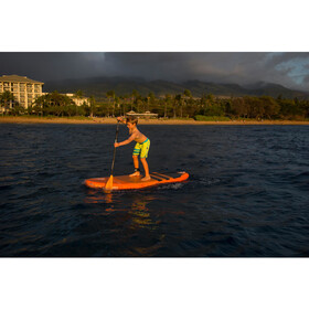 """Fanatic Ripper Air SUP Package 7'10"""" Inflatable SUP with Paddle and Pump"""